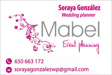 Mabel Event planning